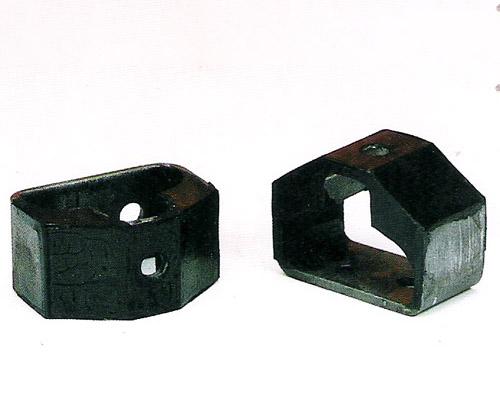 U型剪切减震器