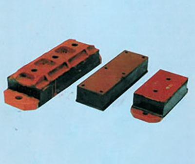 SH双板式减震器