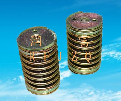 JU型圆柱形弹簧减震器